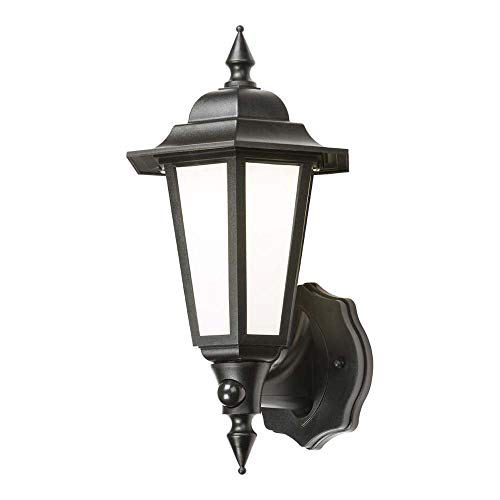 Knightsbridge 230V IP54 LED Wall Lantern with PIR from Knightsbridge
