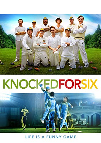 Knocked For Six [DVD] from Metrodome