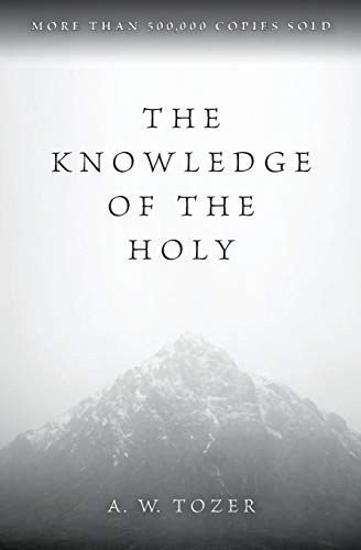 Knowledge of the Holy, The from HarperOne