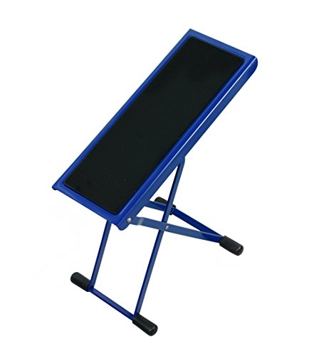 Konig & Meyer Guitar Foot Stool - Blue from Konig & Meyer