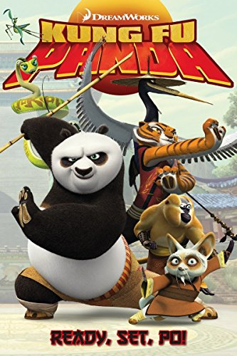Kung Fu Panda Collection - Ready, Set, Po!: 1 from Titan Comics