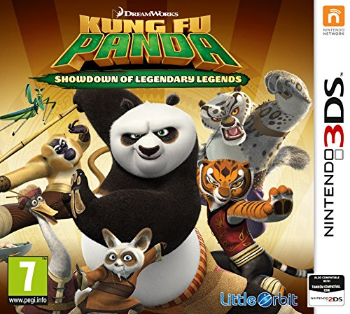 Kung Fu Panda: Showdown of Legendary Legends (Nintendo 3DS) from BANDAI NAMCO Entertainment