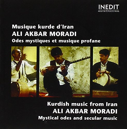 Kurdish Music From Iran - Mystical Odes And Secular Music