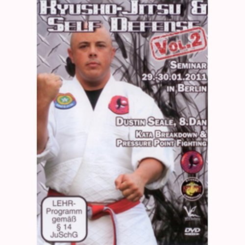 Kyusho Jitsu And Self Defence: Volume 2 [DVD] from Quantum Leap Group