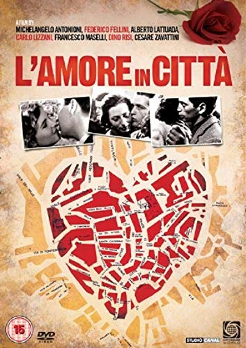 L'Amore In Citta [DVD] from Studiocanal