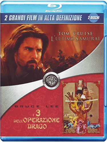 L'Ultimo Samurai / I 3 Dell'Operazione Drago (2 Blu-Ray) from Warner Home Video