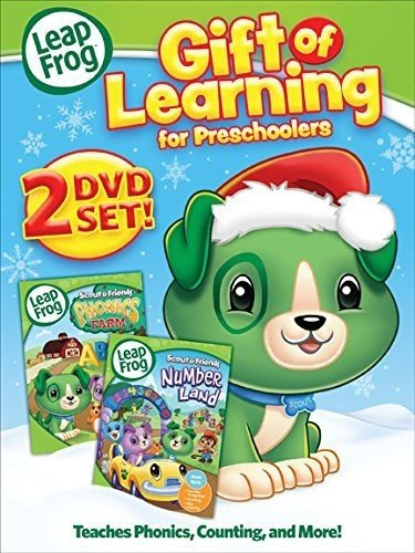 LEAPFROG GIFT OF LEARNING PRESCHOOL from LIONSGATE