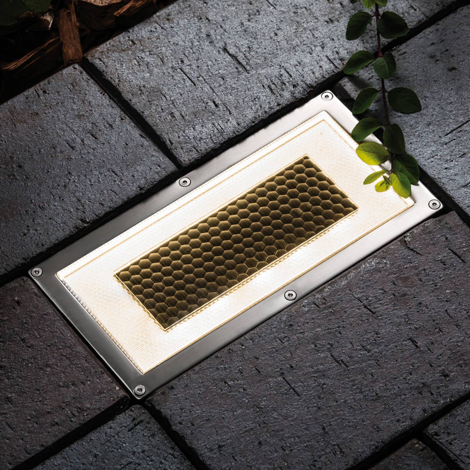 Paulmann Solar Box LED deck light 20 x 10 cm from Paulmann