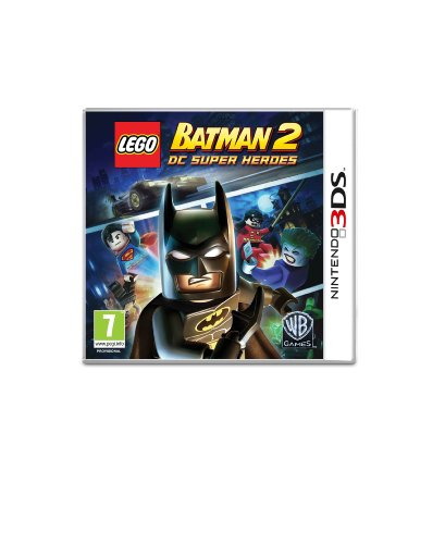 LEGO Batman 2: DC Super Heroes (Nintendo 3DS) from Warner Bros. Interactive