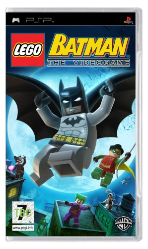 LEGO Batman: The Videogame (PSP) from Warner Bros. Interactive