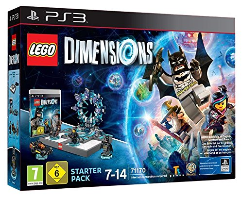 LEGO Dimensions: Starter Pack (PS3) from Warner Bros. Interactive Entertainment