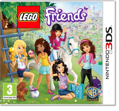 LEGO Friends (Nintendo 3DS) from Warner Bros. Interactive