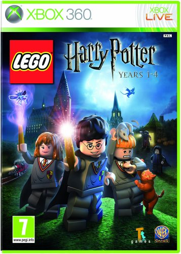 LEGO Harry Potter Years 1-4 (Xbox 360) from Warner Bros. Interactive