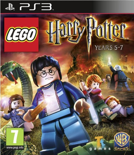 LEGO Harry Potter Years 5-7 (PS3) from Warner Bros. Interactive