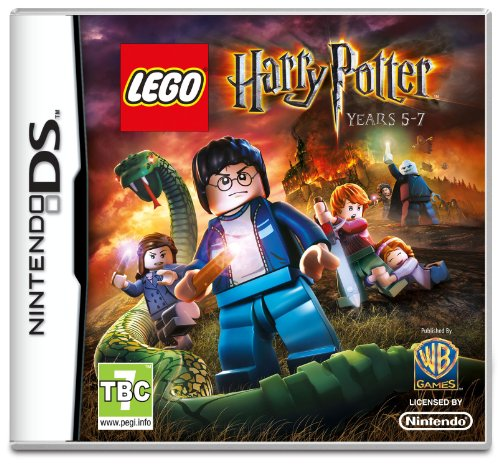 LEGO Harry Potter: Years 5-7 (Nintendo DS) from Warner Bros. Interactive