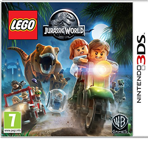 LEGO Jurassic World (Nintendo 3DS) from Warner Bros. Interactive Entertainment