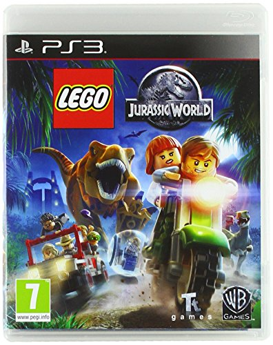 LEGO Jurassic World (PS3) from Warner Bros. Interactive Entertainment