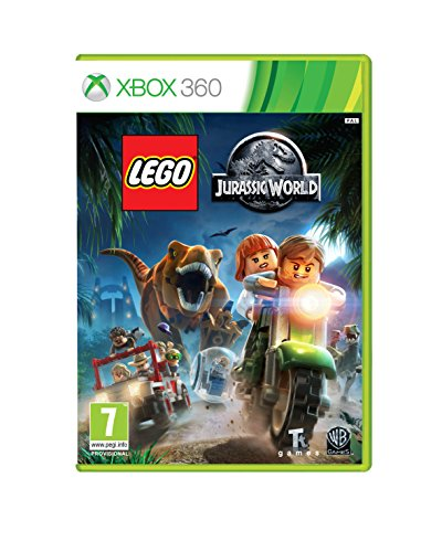 LEGO Jurassic World (Xbox 360) from Warner Bros. Interactive Entertainment