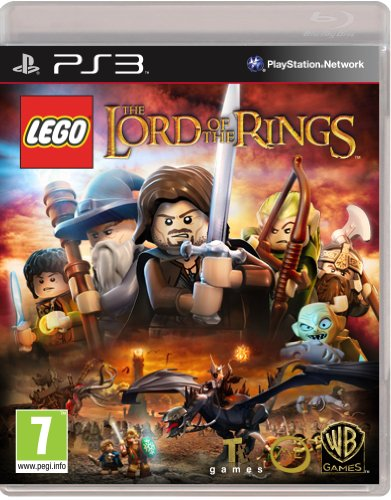 LEGO Lord of the Rings (PS3) from Warner Bros. Interactive