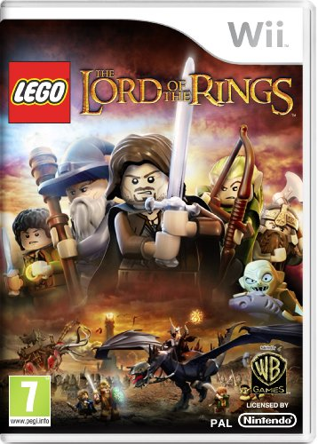 LEGO Lord of the Rings (Wii) from Warner Bros. Interactive
