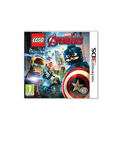 LEGO Marvel Avengers (Nintendo 3DS) from Warner Bros. Interactive Entertainment