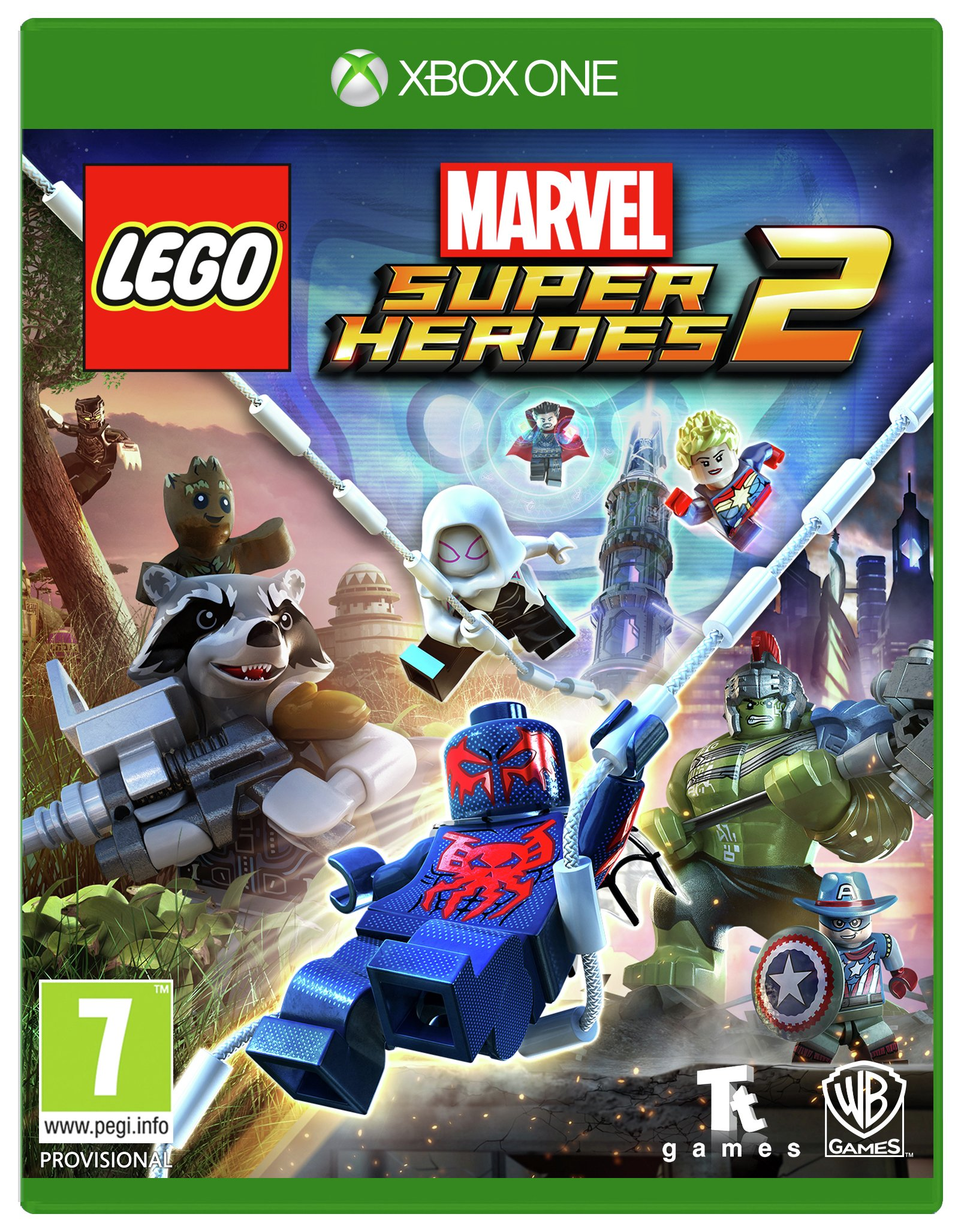 LEGO Marvel Super Heroes 2 Xbox One Game from LEGO