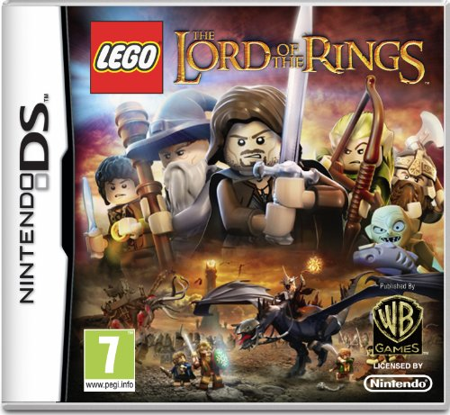 LEGO The Lord of the Rings (Nintendo DS) from Warner Bros. Interactive Entertainment