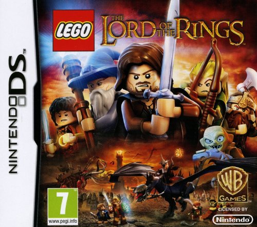 LEGO The Lord of the Rings (ENG/Danish) (Nintendo DS) from Warner Bros. Interactive Entertainment