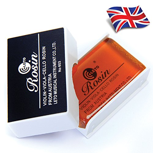LETO BOW ROSIN RESIN VIOLIN VIOLA CELLO STRING from Red Music