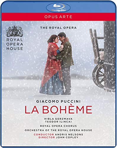 La Bohème, by Giacomo Puccini (The Royal Opera House, Covent Garden 2009) [Blu-ray] [2010] [NTSC] from Opus Arte