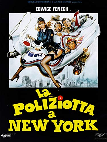 La Poliziotta A New York [Italian Edition] from Mustang Entertainment