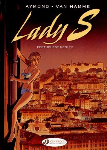 Lady S. Vol. 5 : Portuguese Medley from Cinebook