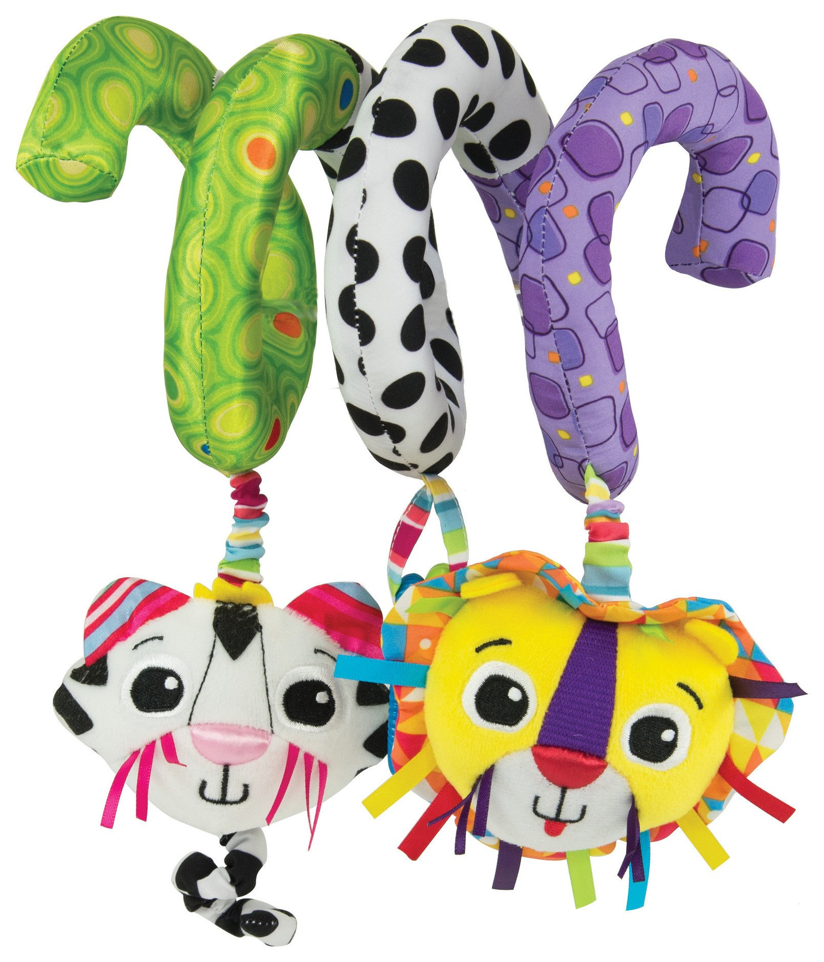 Lamaze Activity Spiral On the Go Toy. from lamaze