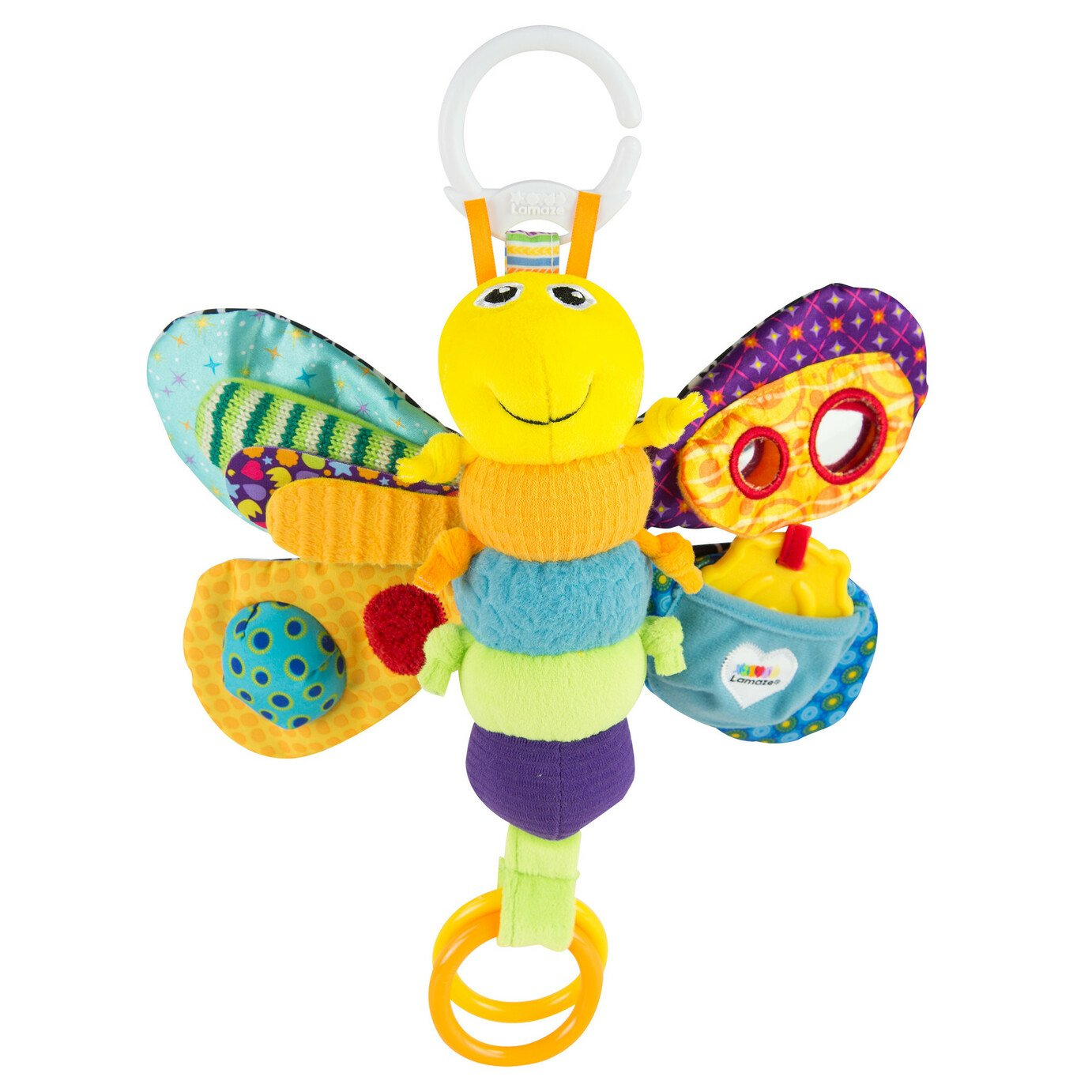 Lamaze Freddie the Firefly. from lamaze
