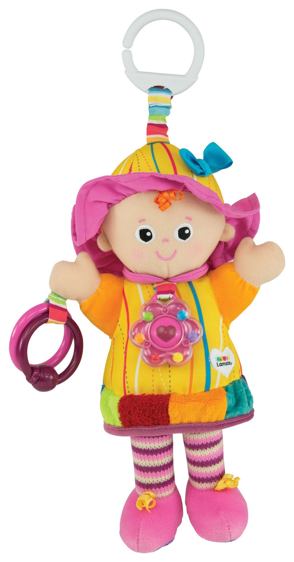 Lamaze My Friend Emily On the Go Doll. from lamaze
