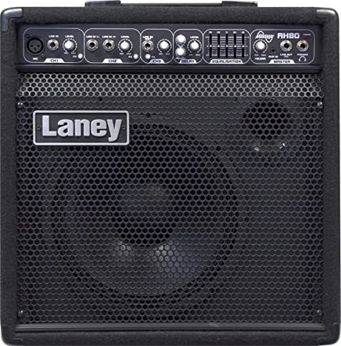 Audiohub Series - Multi-Input Combo - 80W - 10 inch woofer from Laney