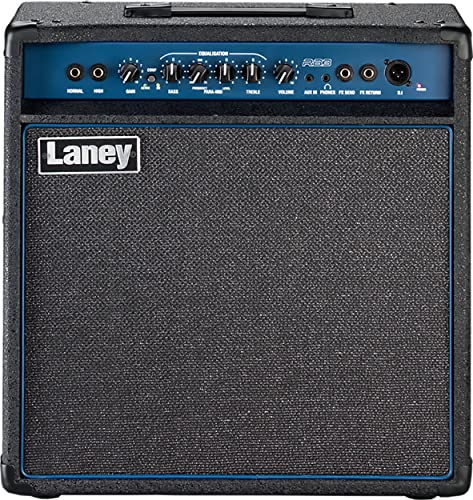 Laney RICHTER Series RB3 - Bass Guitar Combo Amp - 65W - 12 inch Woofer Plus Horn from Laney
