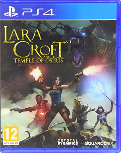 Lara Croft Temple of Osiris (PS4) from Square Enix