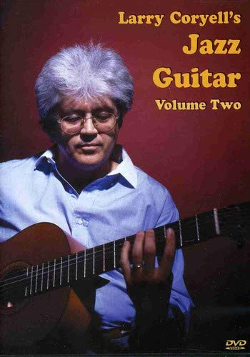 Larry Coryell's Jazz Guitar - Vol.2 [DVD] [NTSC] from Quantum Leap