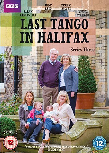 Last Tango in Halifax - Series 3 [DVD] from 2entertain