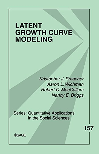 Latent Growth Curve Modeling (Quantitative Applications in the Social Sciences) from SAGE Publications, Inc