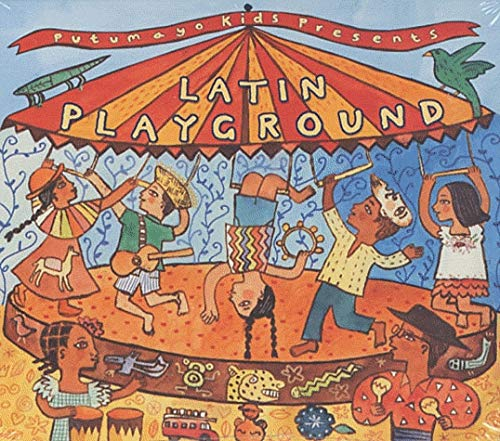 Latin Playground from PUTUMAYO
