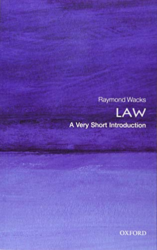 Law: A Very Short Introduction 2/e (Very Short Introductions) from Oxford University Press