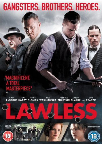 Lawless [DVD] from Momentum Pictures