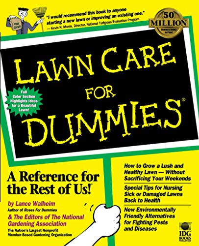 Lawn Care for Dummies from For Dummies