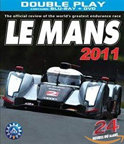 Le Man 2011 Review Blu-ray (Combi Pack) from Duke Marketing