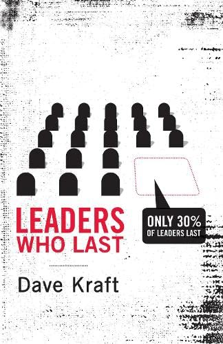 Leaders Who Last (Re: Lit Books) from Crossway Books