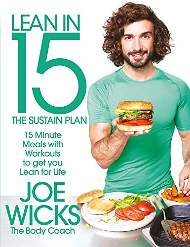 Lean in 15 - The Sustain Plan: 15 Minute Meals and Workouts to Get You Lean for Life from Bluebird