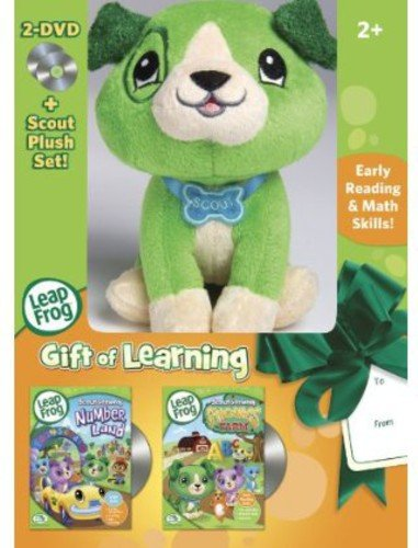 Leapfrog Gift of Learning [DVD] [Region 1] [US Import] [NTSC] from LIONSGATE