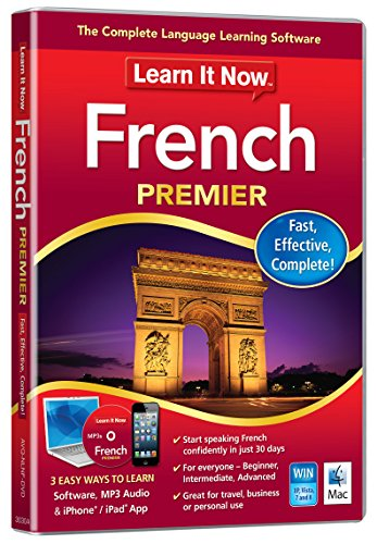 Learn It Now - French Premier (PC/Mac) from Avanquest